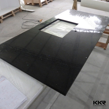 Near to Guangzhou quartz solid surface countertop slabs, View solid ...
