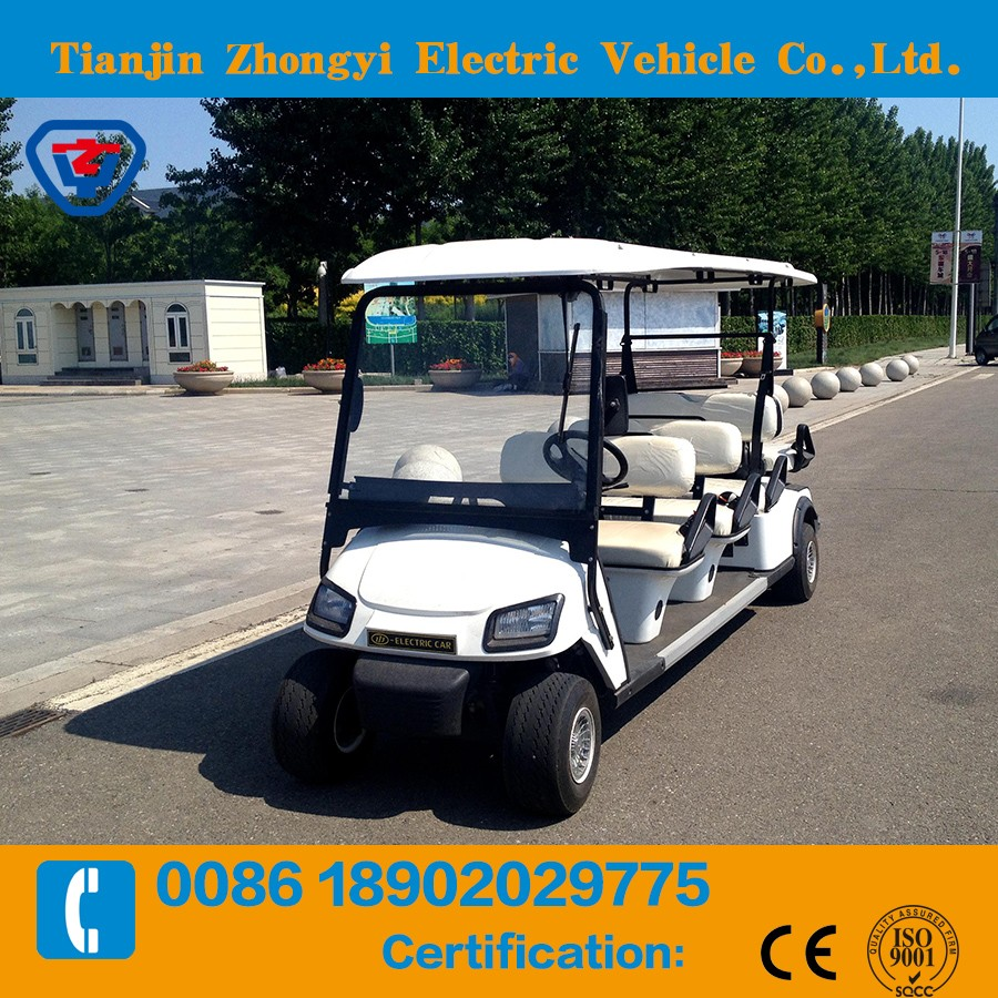 China new electric club golf cars for Resort Use with high quality