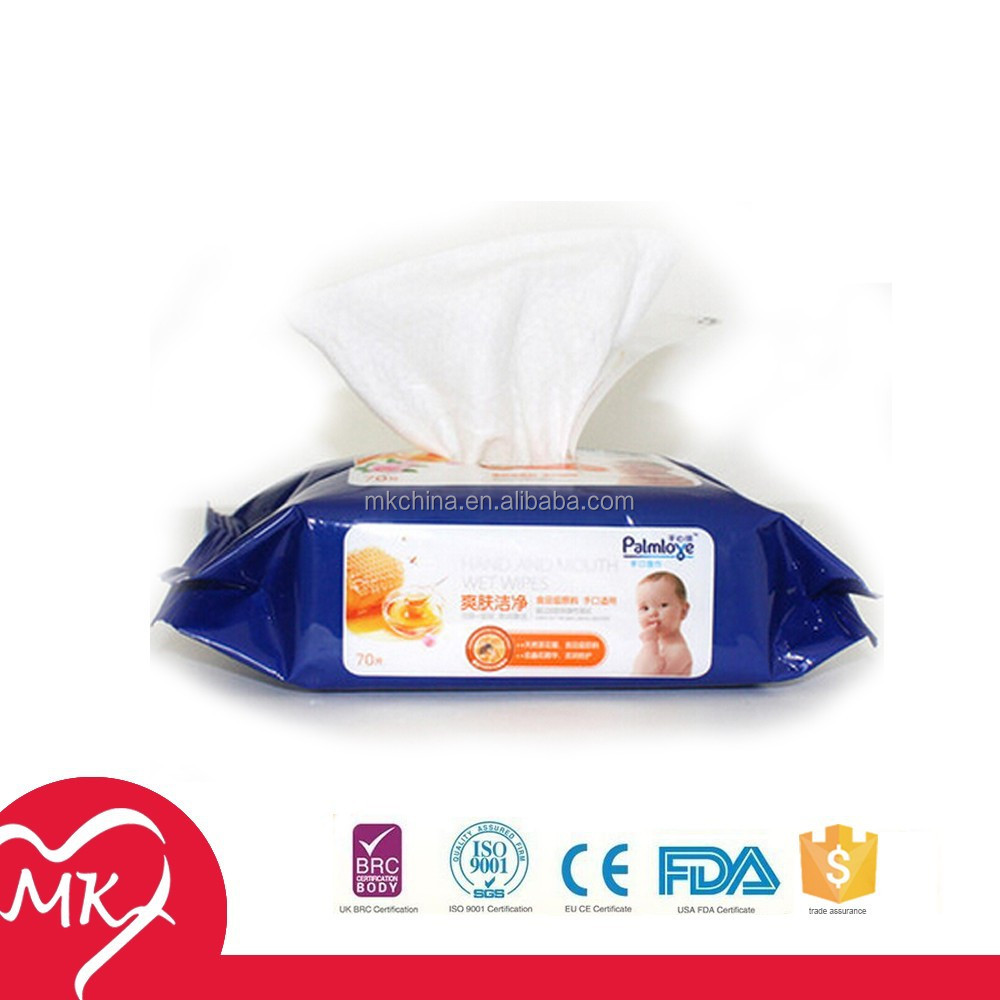 Not stimulate soft touch feeling hemorrhoid guard baby wet wipe