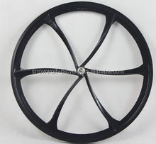 2014 6 spoke bicycle wheel for road bike / fixie bike