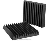 Acoustic Wedge Tiles Sound Absorbers