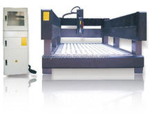 High quality 2030 cnc router and Stone cnc engraving machine with two arms 2030 on promotion