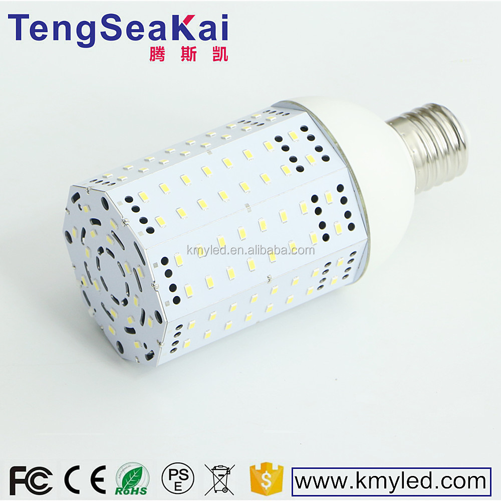 Waterproof IP54 5 years warranty 100w led corn bulb replace a 300 watt to led area light cobra head