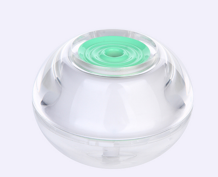 Mini Powered Atomizing Humidifier LED Light Bluetooth Speaker