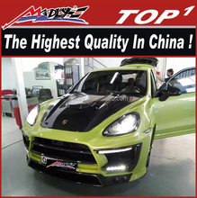 High quality PU & Carbon body kits for Porsche Cayenne 958 LM style