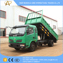 DongFeng 4x2 new and stock DongFeng small tipper truck