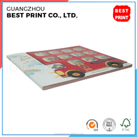 High Quality Custom Design Paper Material