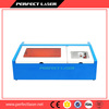 co2 laser engraving machine/Mini laser flash stamp machine/rubber stamp machine price