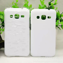 For Samsung Galaxy Grand 3 Hard Plastic Matte Covers,Mobile Phone 3d Sublimation Case for Samsung 7200