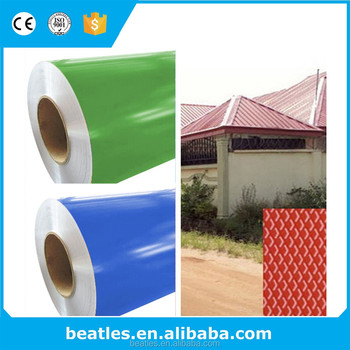Good Quality New Technique 0.18-0.5mm*1500mm prepainted Galvanized Steel Coil