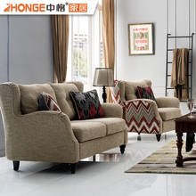 latest living room fabric sectional corner new model modern simple sofa set design pictures design
