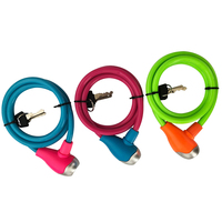 Bicycle Cable Lock/Bicycle Lock/Bike Lock stainsteel wire bicycle lock