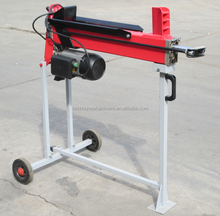 7T Electrical Log Splitter with Optional Stand