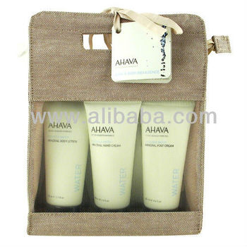 AHAVA Hand-Foot-Body + bath salt Kit