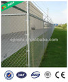 Hot Dip Galvanized Chain Link Fence Factory
