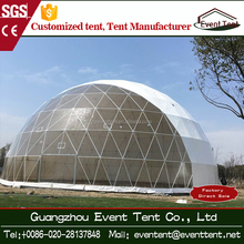 Newest Economic homes Prefab dome house dome geodesic fiberglass for cold weather