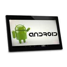 Wholesale 15.6 inch 10 points capacitive touch 1920*1080 android tablet PC