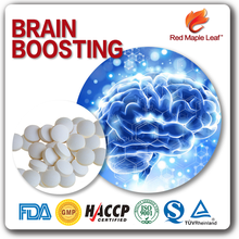 OEM 500mg Health Supplement Improve Brain Chewable Tablet Pellets Pills