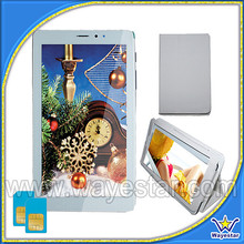 Wayestar tablet pc MTK6515 android 4.1 moblie phone tablet 7""