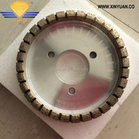 Diamond grinding cup wheels metal bond grinding wheels for glass