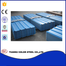 Top2/Back1 Wholesale price color coated sheet/corrugated steel sheet for building materials/prepainted galvanized steel sheet