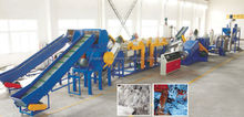 high capacity film washing line,scrap used plastic recycling machines with low price