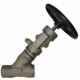 Forged Steel Globe Valve pneumatic valve with positioner