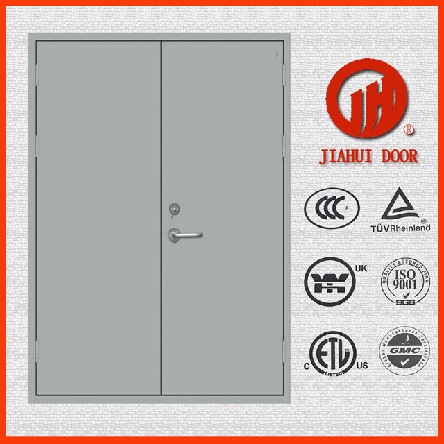 Custom logo cheap modern industrial security steel door for xcmg spare parts