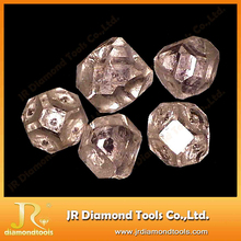 New products on china market synthetic diamond/white diamond price per carat