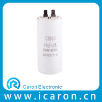 high efficiency 100 farad capacitor for washing machine