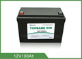 Bluetooth LiFePO4 Battery Smart Lithium Battery 12V 100Ah for RV/Caravan/EV/UPS/Golf Cart/Energy Storage/Solar System