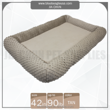 "42"" Plush Large Pet Bed Dog Mattress"
