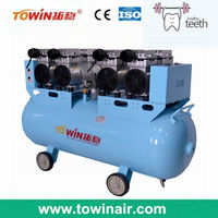 Airbrush ultra quiet air compressor TW7504 (ISO 9001,CE)