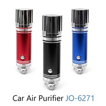 LOW MOQ Small Quantity Order Acceptable Mini Car Air Purifier Hot Innovative New Hit Promotional Products