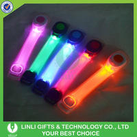 Outdoor Sports Promotional Jogging Flashing Led Light Up Armband,Led Armband For Running,Led Silicone Bag Light
