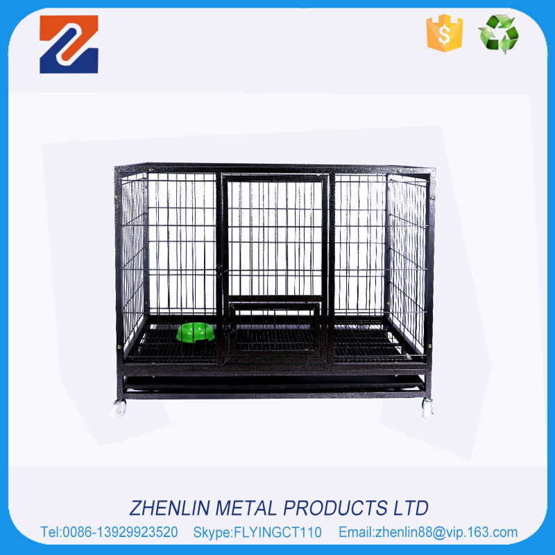 China Wholesale house shape animal large dog cage