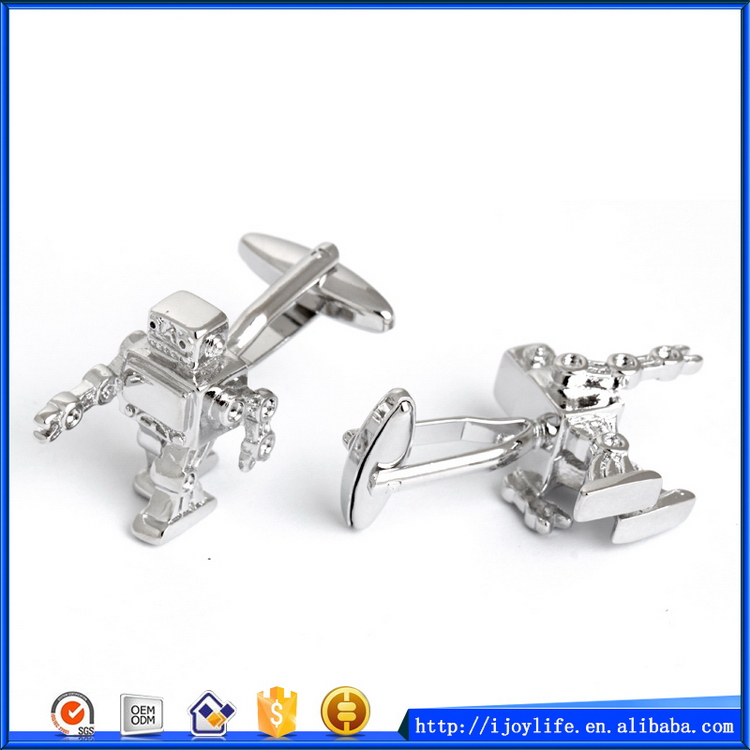 Special antique alloy watch movement cufflinks