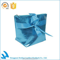 Girl's wholesale famous brands ladies cosmetic bag