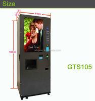 Professinal Automatic Coffee Vending Machine with LCD