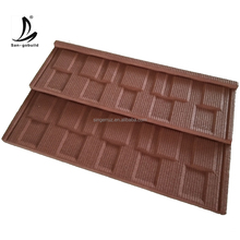 Colorful Warranty Roofing Shingles Materials Covering Slat Roofing Sheet Rain Protection Roofing Sheet From Manufacturer