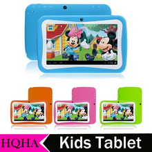"Christmas Gifts Kids Tablets 2015 NEW 7"" Kids Tablet PC RK3126 Quad Core 8G ROM Dual Camera"