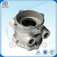 high precision investment casting steel deep well water pump parts