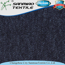Latest design cotton elastane jeans fabric with high quality