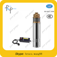 Electric Submersible Borehole Water Pumps for Deep Well