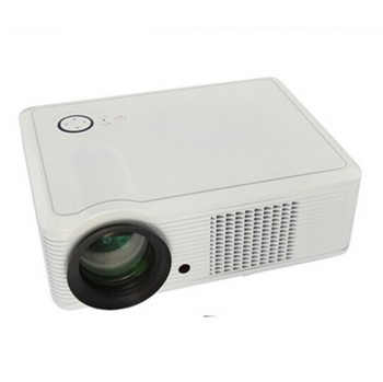 Full HD LED33 Projector LCD Home Theater Cinema TV USB VGA AV 2000 Lumens