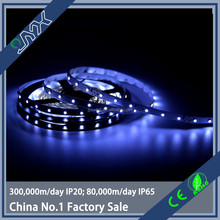 Cheap price Hot selling led strip kit smd3528 2835 60leds 4.8w/m single color IP20 12v flexible led strip +power supply with CE