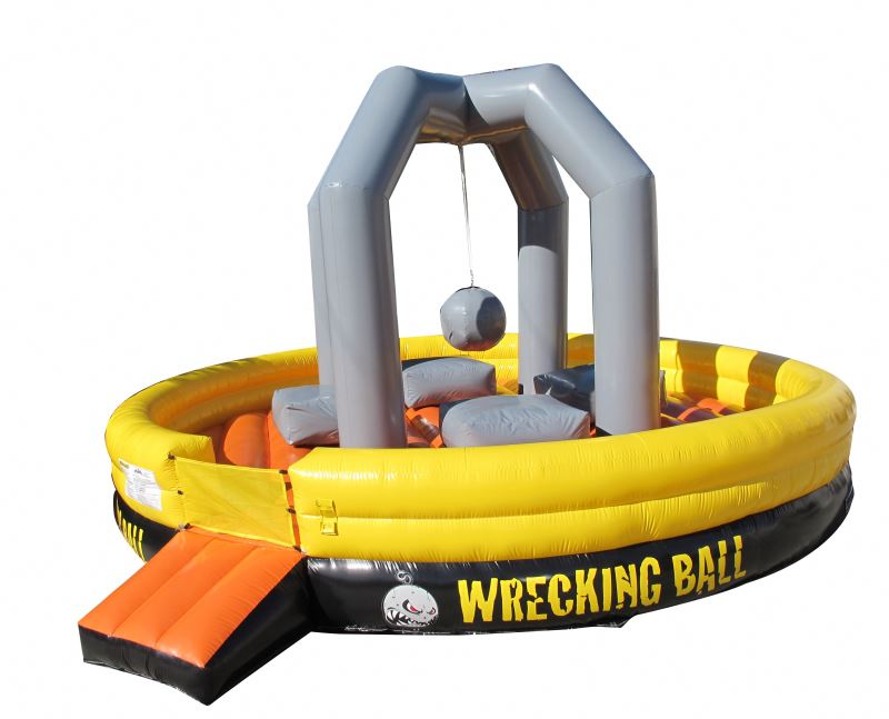 Wrecking Ball (No Art) Interactive Inflatables