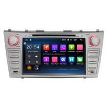 "8"" Android 2 Din Car GPS Navigator DVD Radio player for Toyota Camry 2007-2011"
