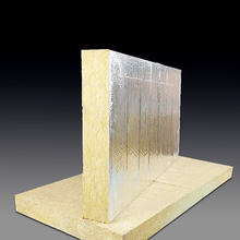High Quality Mineral Wool Board 100kg m3 Insulation Materials 80kg/m3 Rock Wool Fireproof Board