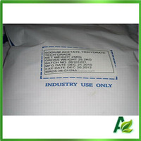 GB BP USP Food Additive Calcium Acetate Powder Anhydrous